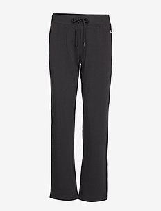 Drawstring Pants - BLACK BEAUTY