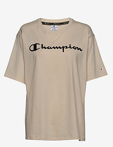 Maxi T-Shirt - WHITE ASPARAGUS