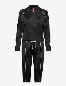Full Zip Suit - BLACK BEAUTY