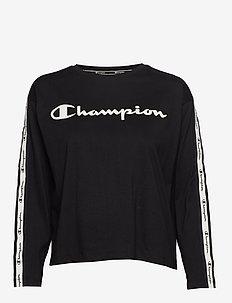 Long Sleeve T-Shirt - BLACK BEAUTY