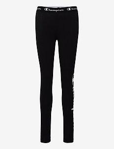 7/8 Leggings - sportlegging en korte broek - black beauty