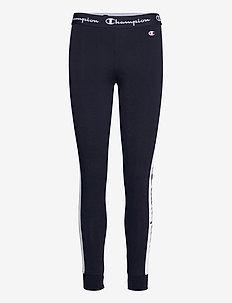 Slim Pants - sportlegging en korte broek - sky captain