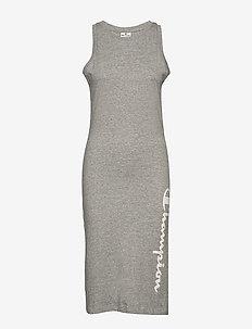 Dress - OXFORD GREY MELANGE