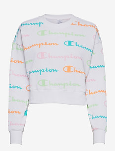 Crewneck Sweatshirt - svetarit - white al (wht)