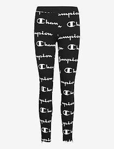 7/8 Leggings - tights & shorts - black beauty  al (nbk)