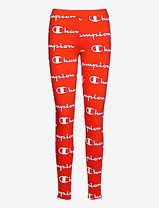 7/8 Leggings - collants et shorts - higt risk red al (hrr)