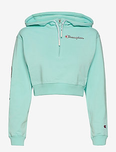 Hooded Sweatshirt - hoodies - blue tint