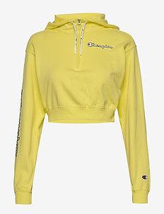 Hooded Sweatshirt - navel shirts - limelight