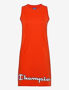Dress - sports dresses - tangerine tango