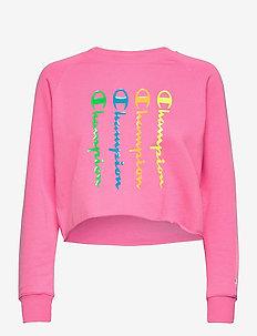 Crewneck Sweatshirt - bluzy - knochout pink fluo