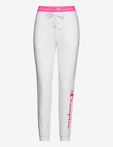 Pants - treenihousut - white