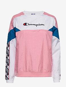 Crewneck Sweatshirt - sweatshirts - candy pink