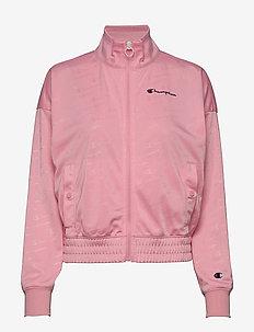 Full Zip Sweatshirt - sweatshirts - candy pink al
