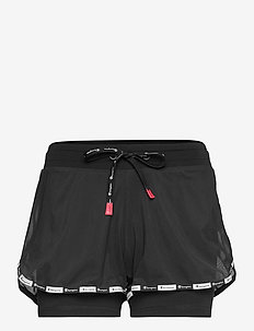 Shorts - training shorts - black beauty