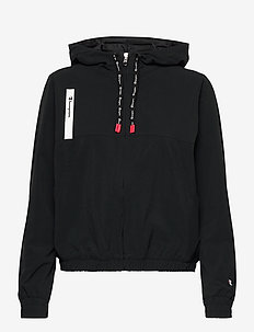 Full Zip Sweatshirt - hættetrøjer - black beauty