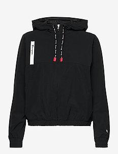 Full Zip Sweatshirt - kapuzenpullover - black beauty