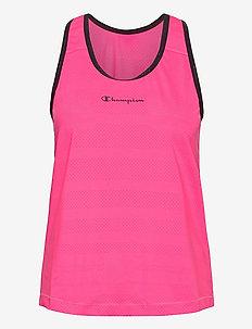 Tank Top - sportieve tops - knochout pink fluo