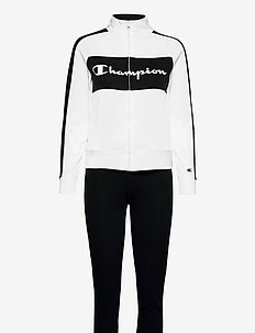 Sweatsuit - trainingspakken - white