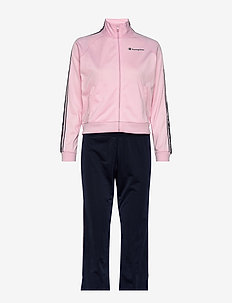Full Zip Suit - tracksuits - parfait pink