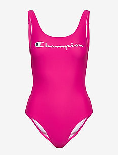 Swimming Suit - stroje kąpielowe - beetroot purple
