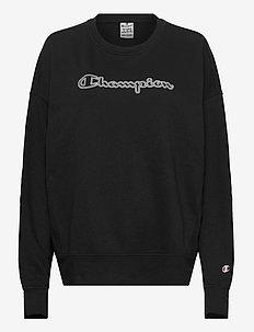 Crewneck Sweatshirt - svetarit - black beauty