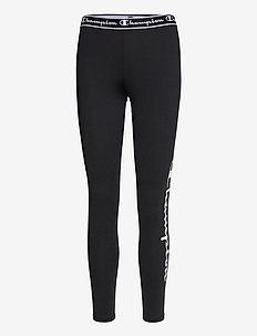 Leggings - sportlegging en korte broek - black beauty