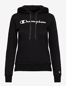 Hooded Sweatshirt - hettegensere - black beauty