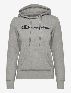 Hooded Sweatshirt - pulls à capuche - gray melange light