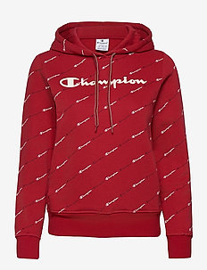 Hooded Sweatshirt - kapuzenpullover - rio red al (cmr)