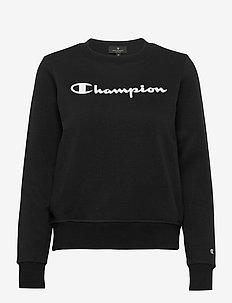 Crewneck Sweatshirt - bluzy - black beauty