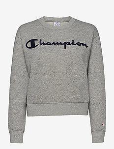 Crewneck Sweatshirt - bluzy - new oxford grey melange