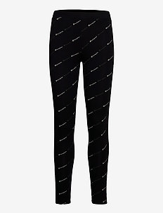Leggings - leggings - black beauty  al (nbk)