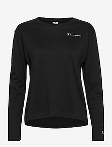 Long Sleeve T-Shirt - langarmshirts - black beauty