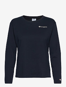Long Sleeve T-Shirt - langarmshirts - sky captain