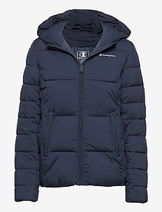 Hooded Polyfilled Jacket - trainingsjacken - sky captain