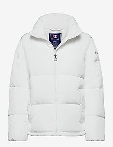 Jacket - trainingsjacken - white