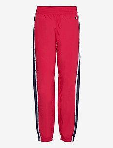 Elastic Cuff Pants - pantalons - lipstick red