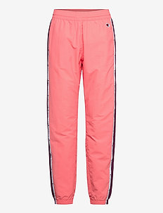 Elastic Cuff Pants - joggebukser - strawberry pink