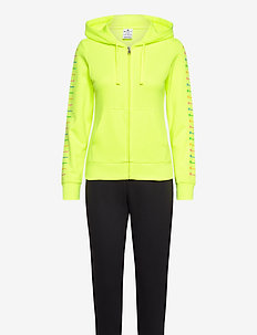 Sweatsuit - trainingspakken - safety yellow fluo tp (syff)