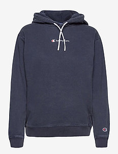 Hooded Sweatshirt - hettegensere - navy blazer