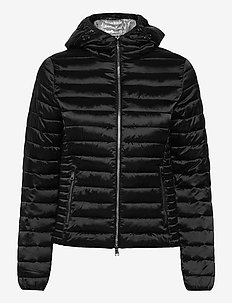 Hooded Jacket - sportjassen - black