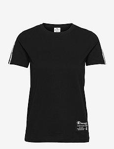 Crewneck T-Shirt - t-paidat - black beauty
