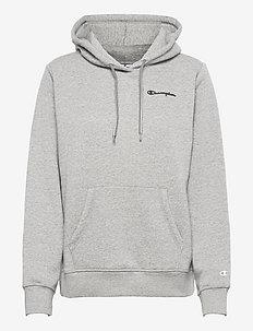 Hooded Sweatshirt - hættetrøjer - gray melange light