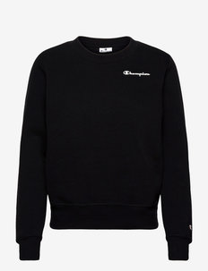 Crewneck Sweatshirt - bluzy i swetry - black beauty