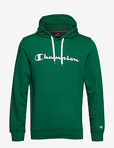 Hooded Sweatshirt - VERDANT GREEN