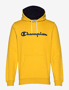Hooded Sweatshirt - LEMON CURRY