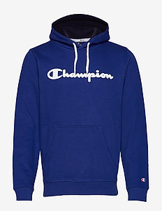 Hooded Sweatshirt - MAZARINE BLUE