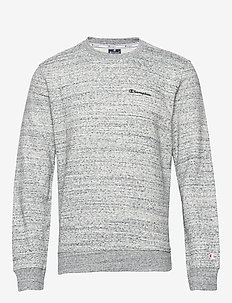 Crewneck Sweatshirt - GREY MELANGE  LIGHT