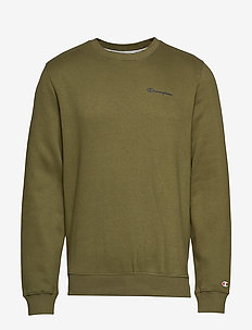 Crewneck Sweatshirt - WINTER MOSS