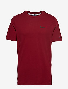 Crewneck T-Shirt - BIKING RED